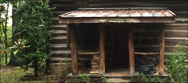 Log Cabin Repair