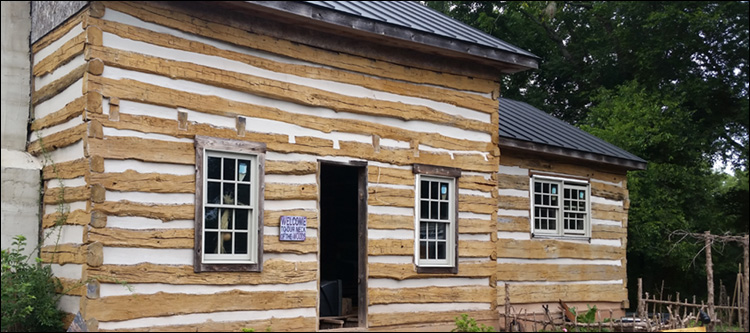 Log home repair services 855 349 5647 for Log cabin restoration